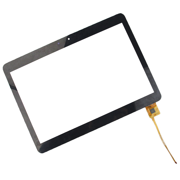 10.1 Inch Black OEM Compatible with WGJ1084-V3 V4 Touch Panel Glass Sensor Digitizer Replacement Free Shipping gt2310 vtba got2000 touch glass panel 10 4 compatible