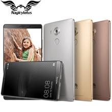 "Teléfono móvil original de huawei mate 8 kirin 950 octa core 6.0 ""FDD-LTE 4 GB RAM 64 GB ROM Dual SIM de Huellas Dactilares 1920 * 1080px 16.0MP"