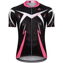 7594e3b1d2d SPTGRVO pink design ladies cycling jersey top custom 2018 Race mtb bike  shirt women youth pro summer Quick Dry Bicycle Clothing