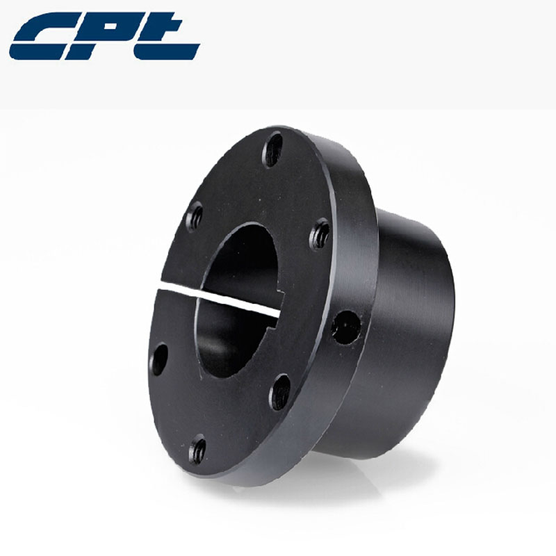 CPT SK Bushing series, QD type, 45# steel material,  1/2''-1 1/4'' Bore Range, black oxide beautiful surface bushing