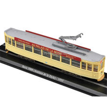 Atlas 1 87 Scale Tram Model TOYS SERIE 5000 ATELIERS DE LA DYLE 1935 The trams