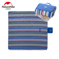 Naturehike Portable Outdoor Picnic Mat Beach Mat Waterproof Camping Mattress Picnic Blanket Folding Baby Crawling Blanket
