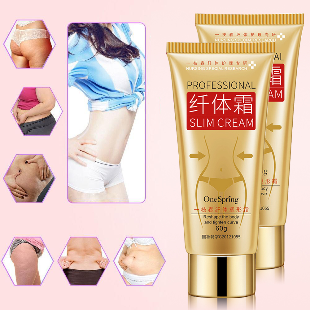 Cream Fat-Burner Anti-Cellulite Drop-Ship Weight-Loss-Products for Body-Effective TSLM2 title=