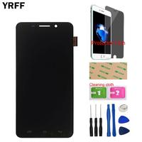 LCD Display Touch Screen Glass Digitizer Assembly Repair For Ulefone Metal LCD Display Free Tools Protecotr