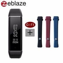 Zeblaze Оригинальный Zeband Плюс Умный Браслет Bluetooth 4.0 Oled-экран Водонепроницаемый Монитор Сердечного ритма Смарт-Группы Фитнес-Трекер