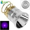 4.2 V Luz Púrpura Un Modo Bombilla LED para 501B/502B/501D/502D Linterna Antorcha LED Bombilla
