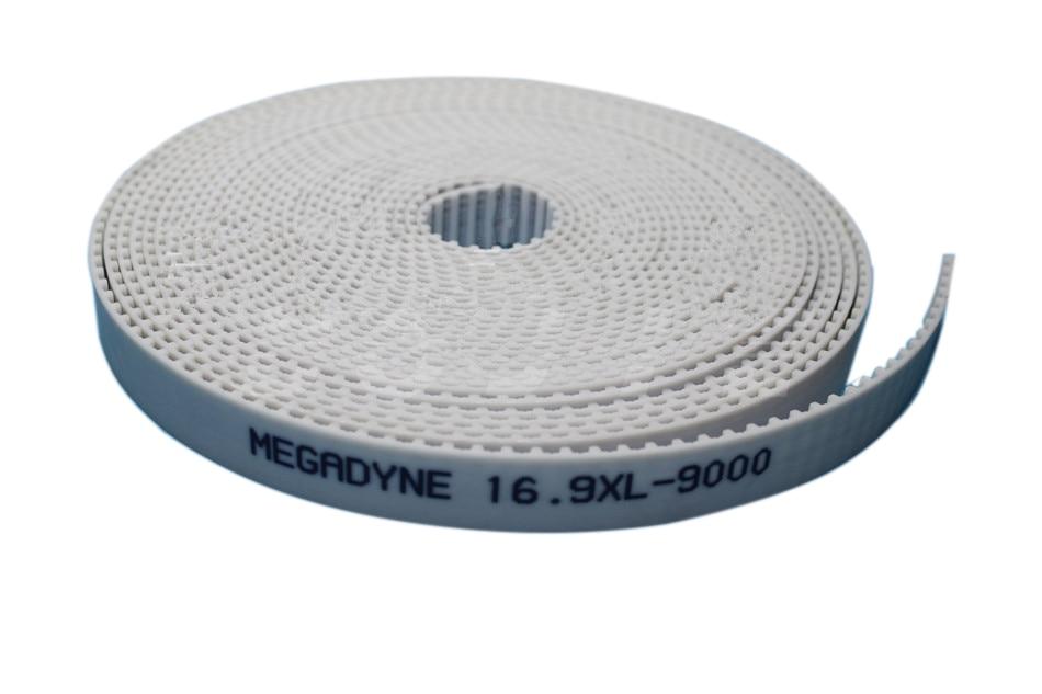 X-Axis 9 Meters 16.9-XL-9000 Timing Megadyne Belt for Gongzheng/Wit-color Inkjet Printers недорго, оригинальная цена
