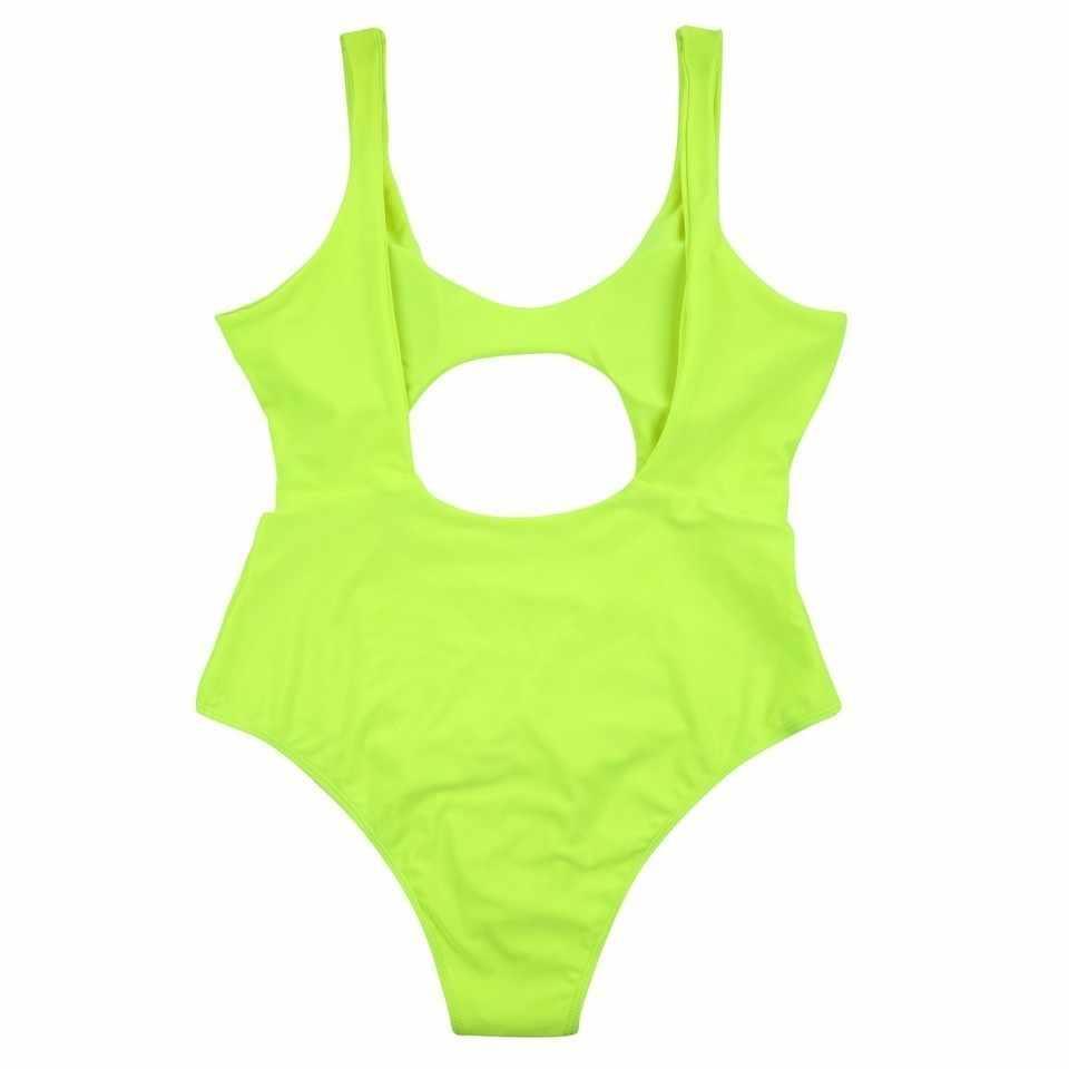PFFLOOK летний женский боди пуш-ап с открытой спиной Черный Белый Зеленый комбинезон сексуальный облегающий женский боди Одежда 2019