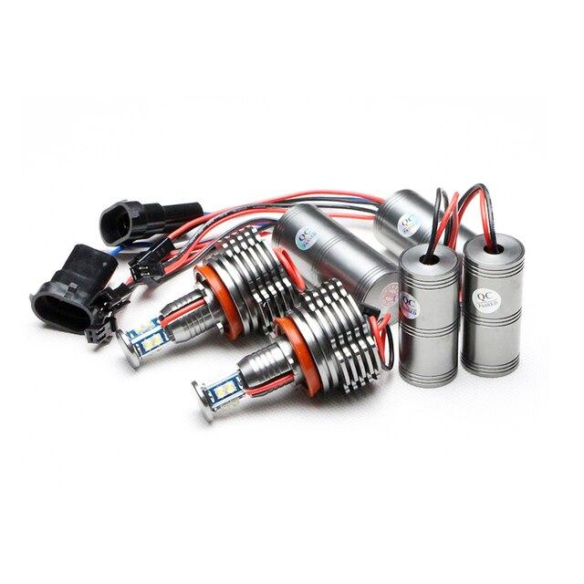 H8 Led 80 W LED Ángel Eyes la lámpara para BMW E87 E82 E92 E93 E70 ... 6865fd8c0f8b