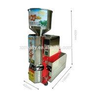 공장 공급 110-220V 1.3KW 한국 파삭 파삭 한 쌀 케이크 기계 쌀 케이크 만드는 기계