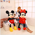 40cm New Child plush Animal Creative Toys Minnie Mickey Mouse 3 colors Plush Dolls Children's Toys Halloween Gifts Free Delivery