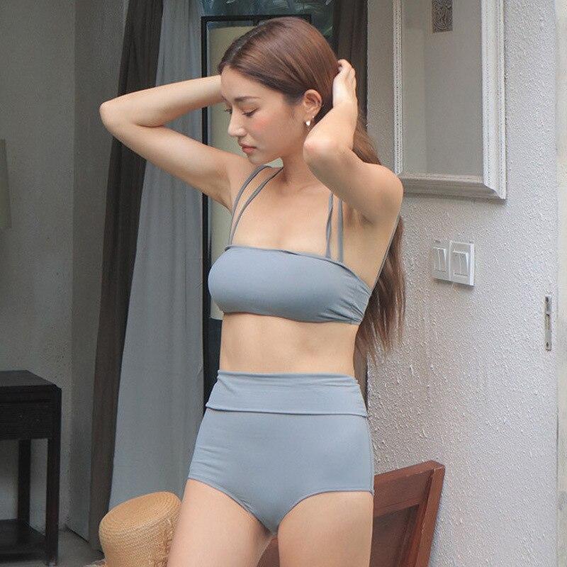 57890b0959 ... Bagno Donna Push Up Set Plavky Suits Biquinis Trikini Beach Crochet  Swimsuits Bikiny Swim Micro Taille Haute Badpak Rash Guard Rashguard. 000  undefined ...