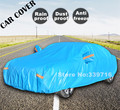 Waterproof sun dust Rain protection universal auto suv car covers protective  UV Protection car cover for universal cars.