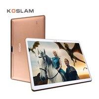 3G Android Tablets PC Tab Pad 10 Inch IPS Screen MTK Quad Core 2GB RAM 32GB