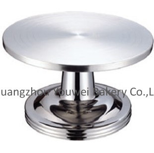 Turntable Cake Stand