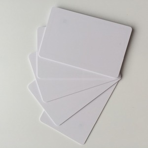 Image 2 - 230pcs Inkjet Printable Matte Finish Plastic Blank PVC Card for School Card/ ID Card /Membership Card Printing by Epson or Canon