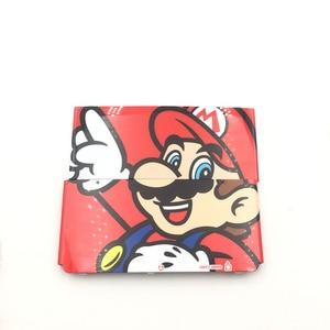 Image 5 - 새로운 3DS 플라스틱 커버 플레이트에 제한된 빨간색 상단 후면 케이스에 사용