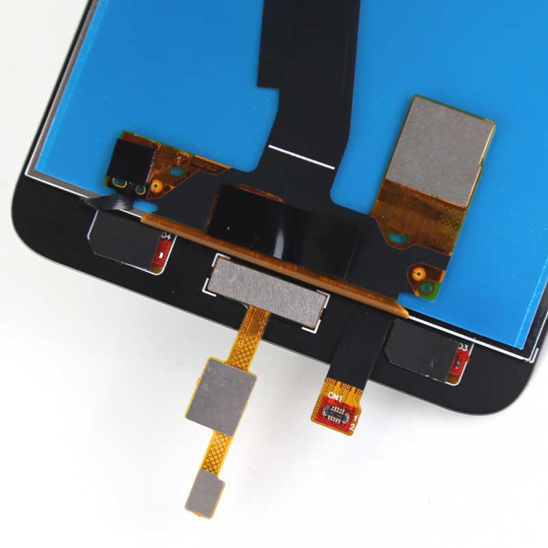 シャオ mi mi 注 3 Lcd タッチスクリーン黒青デッドピクセルディスプレイデジタイザアセンブリ電話スペアパーツとツール