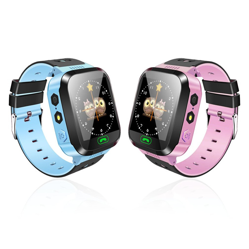 Smart Watch Kids Wristwatch Waterproof Baby Watch With Remote Camera SIM Calls Gift For Children pk dz09 gt08 a1 SmartWatch ...
