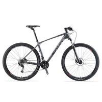 Горный велосипед 29 mtb 29/27,5/26 дюймов углеродистый горный велосипед mtb 29 горный велосипед мужские с SHIMANO 27 скорость МТБ велосипед 29