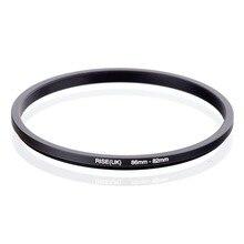 RISE (Великобритания) 86 мм 82 мм 86 82 мм 86 до 82 понижающее кольцо адаптер фильтра черный