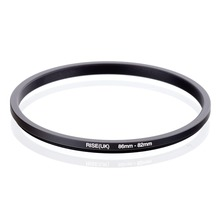 RISE(UK) 86mm 82mm 86 82mm 86 to 82 Step down Ring Filter Adapter black