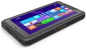 """Image 3 - 2017 промышленный прочный сенсорный планшетный ПК Windows 10 тонкий водонепроницаемый пылезащитный противоударный телефон 8 """"2G RAM GPS 4G LTE Android 5,1"""