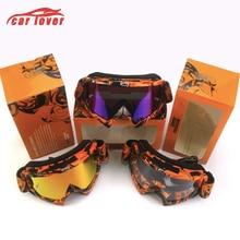 Di vendita caldo di alta qualità Per KTM Moto Casco Motocross occhiali di protezione di ATV DH MTB Dirt Bike motocross