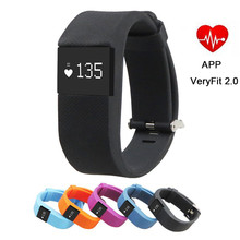 Smart Band TW64H Heart Rate Monitor Inteligente Banda Pulse Smartband Sport Wristband Health Fitness Tracker Similar to JW86