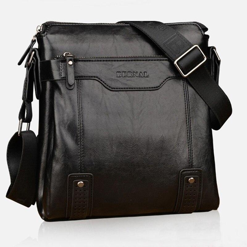 Prix pour 2016 marque de luxe conception hommes sac hommes occasionnels de messager de sacs En Cuir vintage Hommes d'affaires porte-documents épaule sac