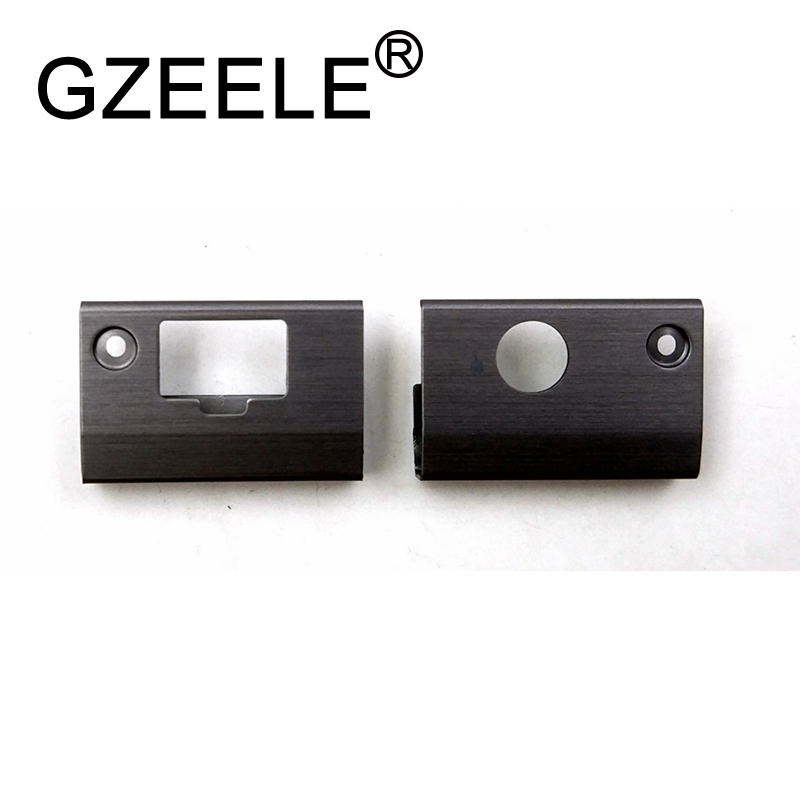 GZEELE new Hinge Clutch Cover Fix Part for Dell Latitude E7470 Series Left & Right 07928W 07V12R Hinges Cover fit touch model
