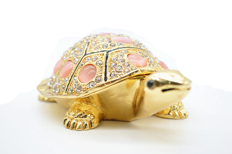 wholesale home decor products for resale qifu high quality africa tortoise trinket box 13540
