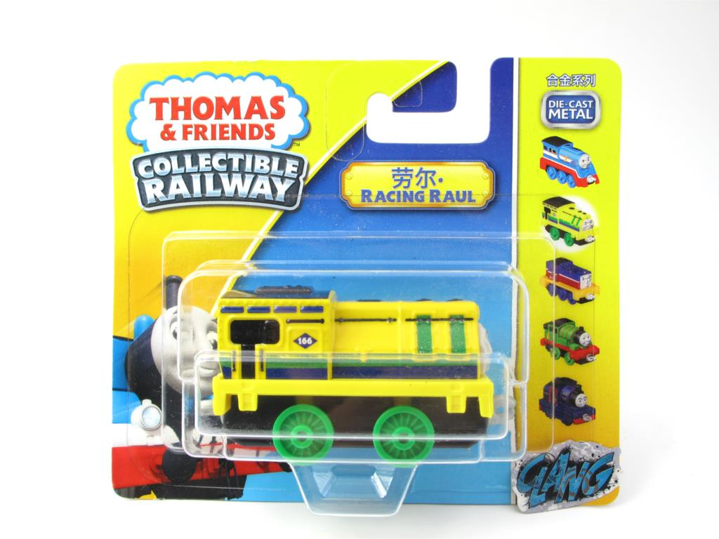 1:64 Diecasts Vehicles Thomas T113N RAUL Thomas And Friends Magnetic Tomas Truck Engine Railway Train Toys for Boys NIB
