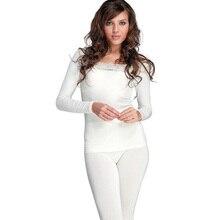 KalvonFu новые модные Бесшовные дышащие теплые кальсоны женские тонкие нижнее белье наборы для женщин зимние термо