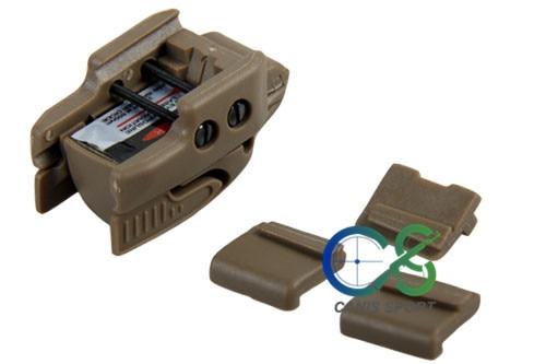 PPT New Arrival Mini Red Laser Sight ლაზერით - ნადირობა - ფოტო 5
