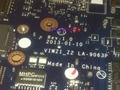 Frete grátis viwz1_z2 la-9063p laptop motherboard para lenovo z500 notebook pc chip de vídeo n14p-gv2-b-a1
