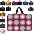 Vogue Dot Design Women Pouch Cover 13 15 10 12 14 17 11.6 7 inch Handbag Anti-dust Laptop Cases Liner Sleeve Laptop Bags For HP