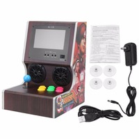 7 Inch Professional Family Classic Mini Arcade Machine Home Party Vintage Arcade Game Vending Machine Game