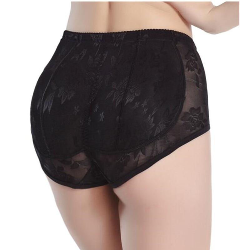 75fdac14937 New Sexy Padded Panties Seamless Bottom Panties Buttocks Push Up Lingerie  Women s Underwear Butt Lift Briefs