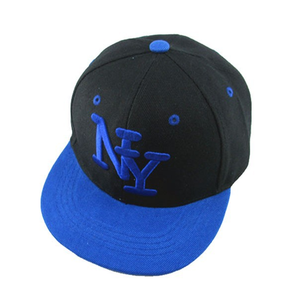 [DINGDNSHOW] 2018 Fashion Children NY Letter Baseball Cap Kid Boys and Girls Adjustable Hip Hop Hat Casquette
