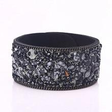 Christmas Gifts 3Pcs Gold Plated Heart Charm Elastic Bracelets For Women Pulseras Bracelet Multilayer Bangles pulseira feminina