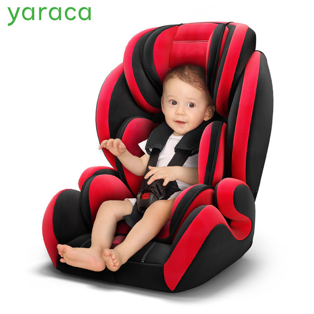 Baby Safty Car Seat Adjustable For Kids With Five Point Belt Autos