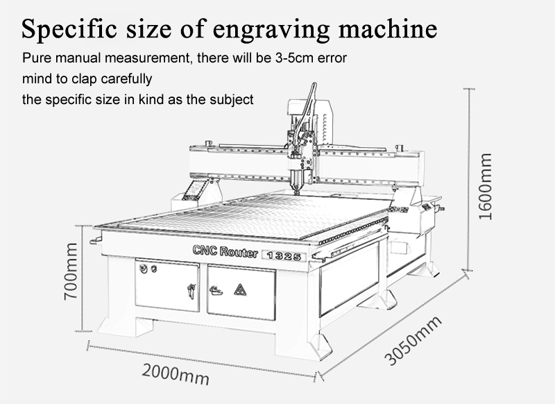 1325 cnc router machine (2)