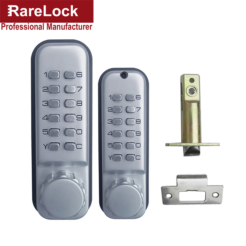 Rarelock Christmas Supplies Combination Door Handle Lock Digital Keyless Locks for KFC Women Dress Shop Door Office DIY aRarelock Christmas Supplies Combination Door Handle Lock Digital Keyless Locks for KFC Women Dress Shop Door Office DIY a