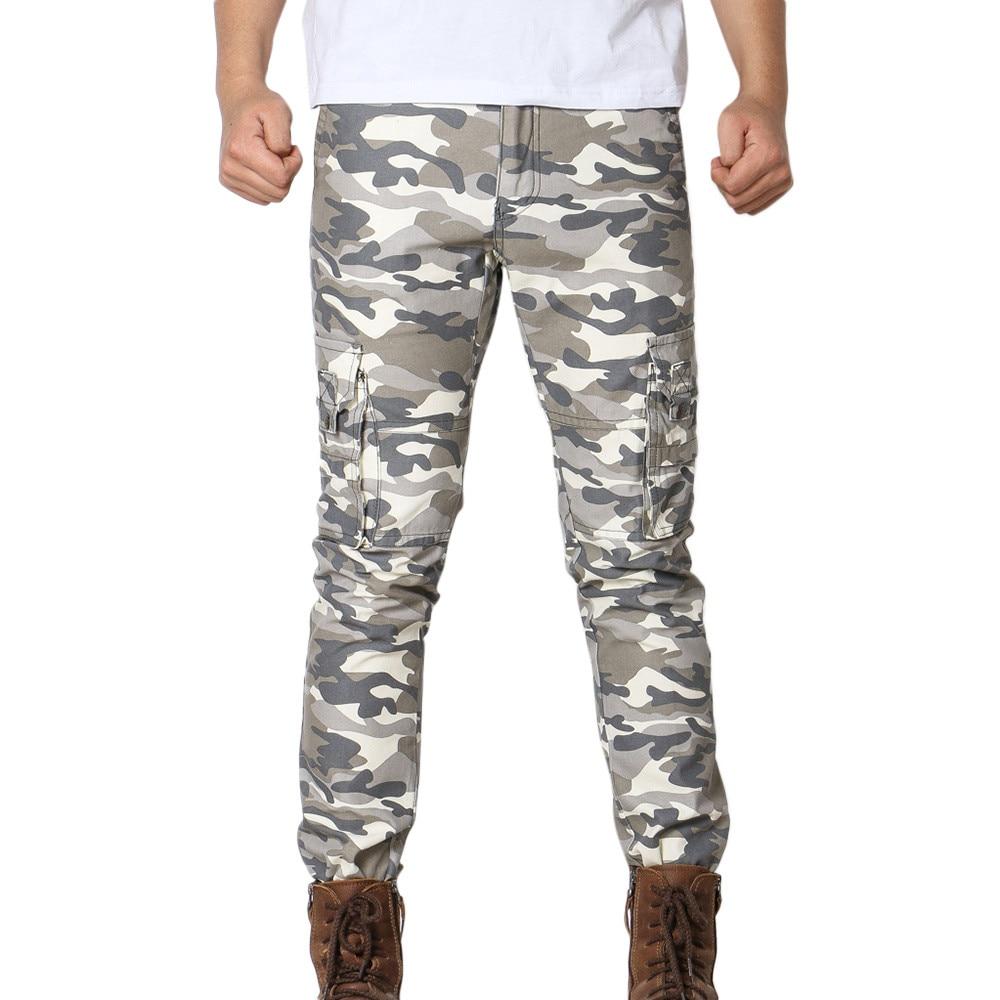 poches Armée Droite Safari army Style Camouflage Combat Survêtement Mens Fly Pantalon coffee Multi Poches Pantalons Green De Militaire Marron Zipper gris wtqCnFfdx