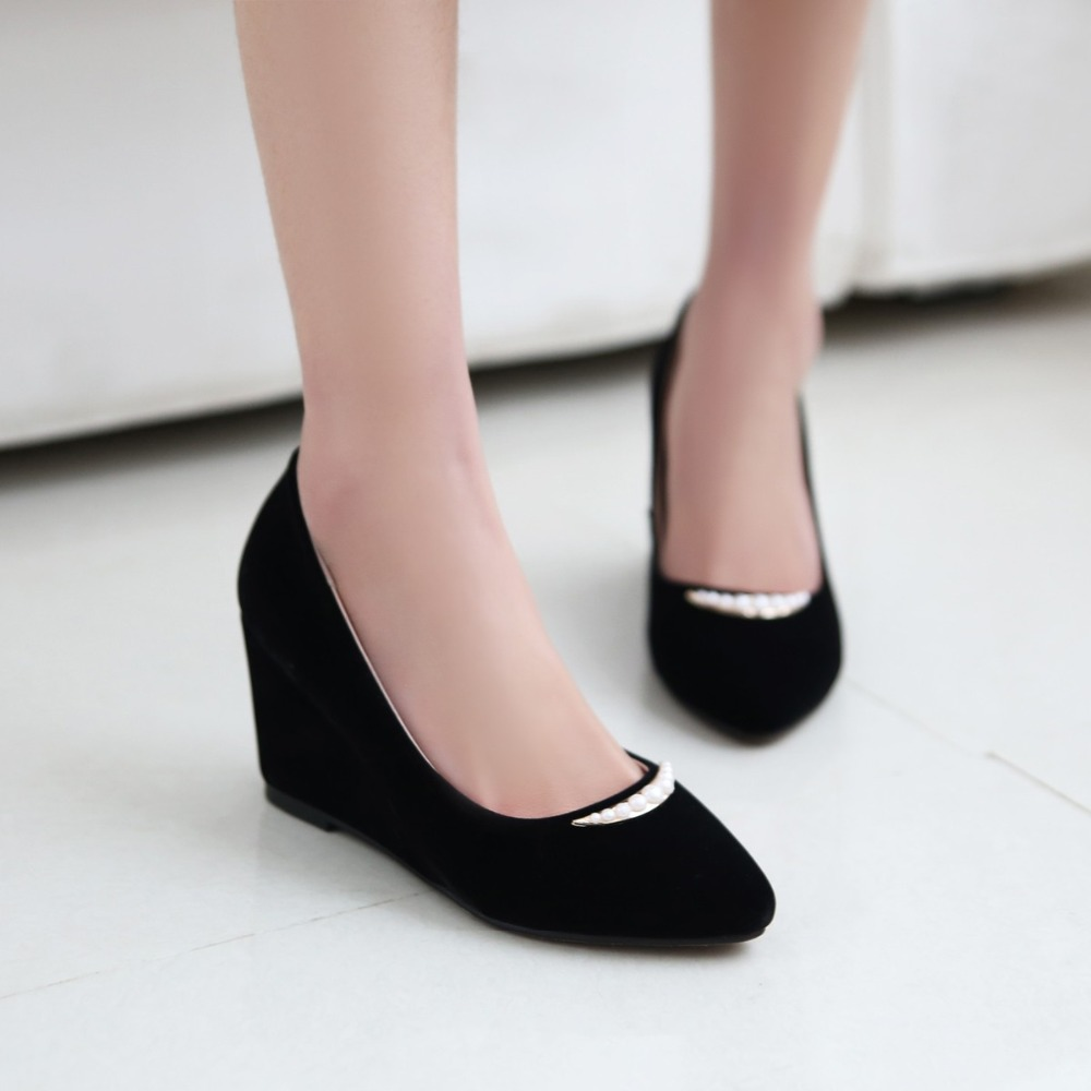 Black Dress Heels For Women