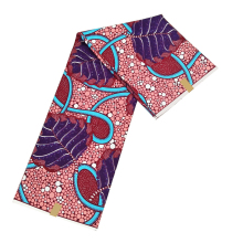 high quality ankara style  wax real dutch wrapper for women dress A1200