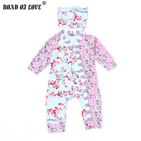 2018 Spring Baby Boy Girl Clothing Cotton Long Sleeved Baby Boy Clothes Beard Gentleman Baby Romper