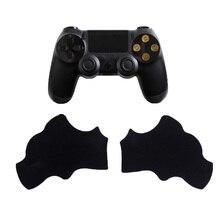 Anti Slip Smarter Tintenfisch Hand Grip Aufkleber Anti schweiß Abdeckung Grip Für PS4 Slim Controller Joystick B Set
