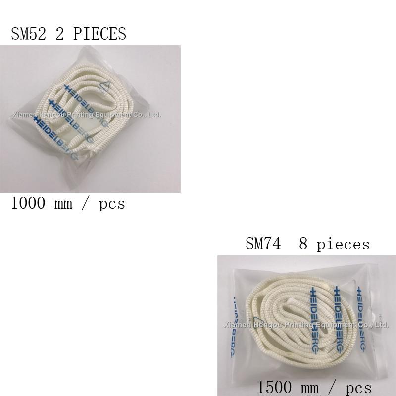 2 pieces sm52 clamp bag 8 pieces for SM74 heidelberg